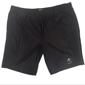 And1 men's basketball black short Extra-Large